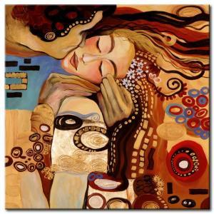 Bacio appassionato,Klimt