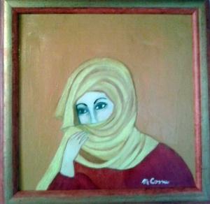 La dama della cripta