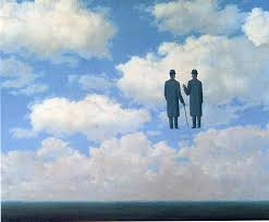 rene Magritte, The infinite Recognition 1963