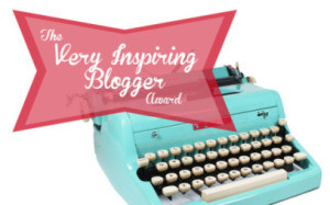 The very inspiring blogger Award by Cerambjoux