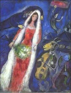 1950_Chagall_La_Mariée[1]