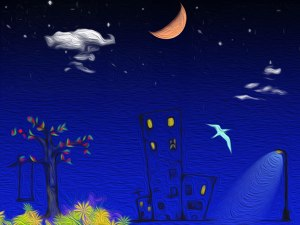 La notte,Operadigitale