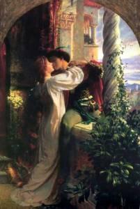Frank Dicksee, Romeo e Giulietta,1884