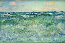Claude Monet, Marine,