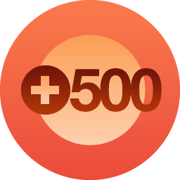 Followers Blog 500