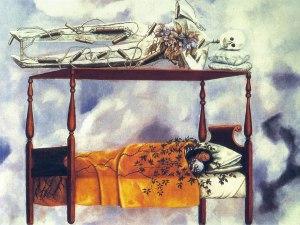 Frida Kahlo, Il Sogno, 1940