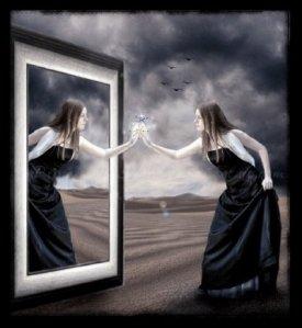 Quadro  (allo specchio)