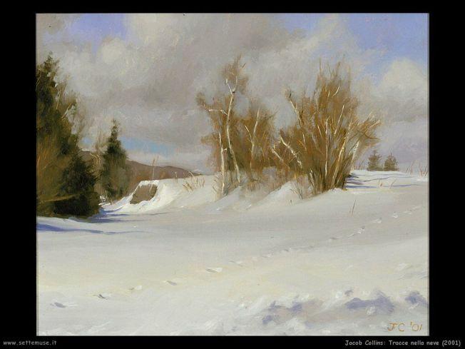 Collins Jacob (tracce nella neve)